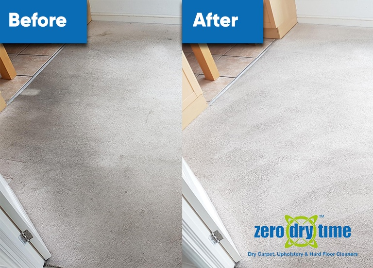 dry carpet cleaning franchise