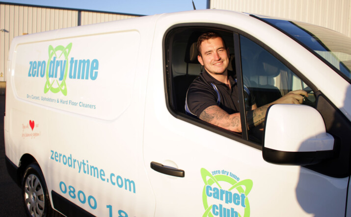 cleaning franchise business